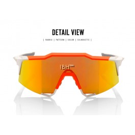 Rep 100% SpeedCraft Sport Sunglasses cycling Matte USA