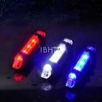 Rapid-X LED Aero Rear Back Lamp Tails Light Rechargeable USB