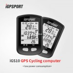 igpsport igs10 new cycling computer bluetooth ANT+ HRM cadence