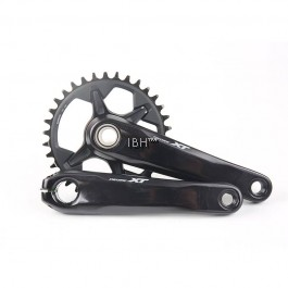 2020 Shimano Deore XT M8100 1x12 crankset 12 speed 12s hollow tech II